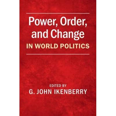 american foreign policy theoretical essays ikenberry Available in: paperback featuring thirty classic and contemporary selections, american foreign policy: theoretical essays, seventh edition.