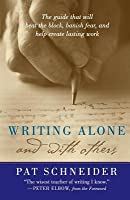 Writing Alone and with Others