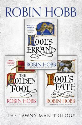 The Complete Tawny Man Trilogy by Robin Hobb