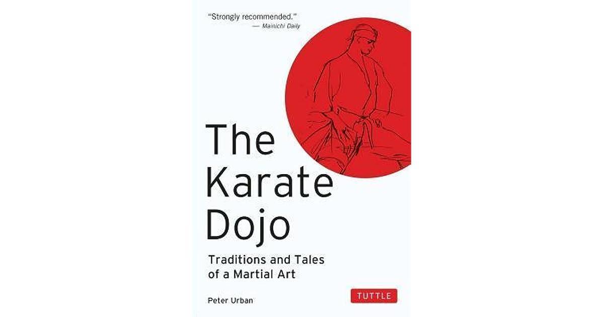 Karate Dojo By Peter Urban border=