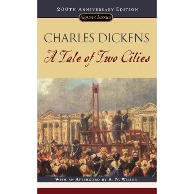 life of charles dickens and his tale of two cities