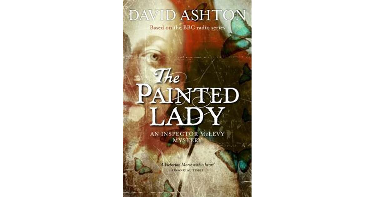 Ebook The Painted Lady Inspector Mclevy 45 By David Ashton