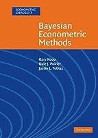Bayesian Econometric Methods