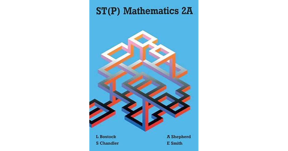 Stp mathematics 2a by linda bostock fandeluxe Image collections