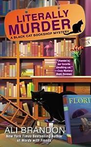 Literally Murder (Black Cat Bookshop Mystery #4)