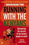 Book cover for Running with the Kenyans