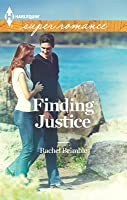 Finding Justice (Templeton Cove, #1)