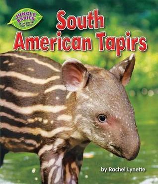 South American Tapirs  by  Rachel Lynette