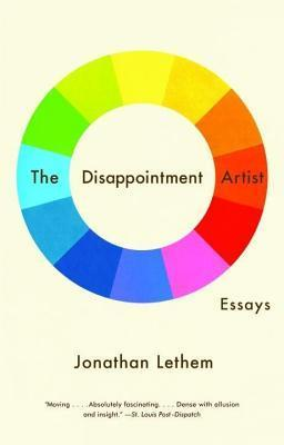 Disappointment Artist: Essays