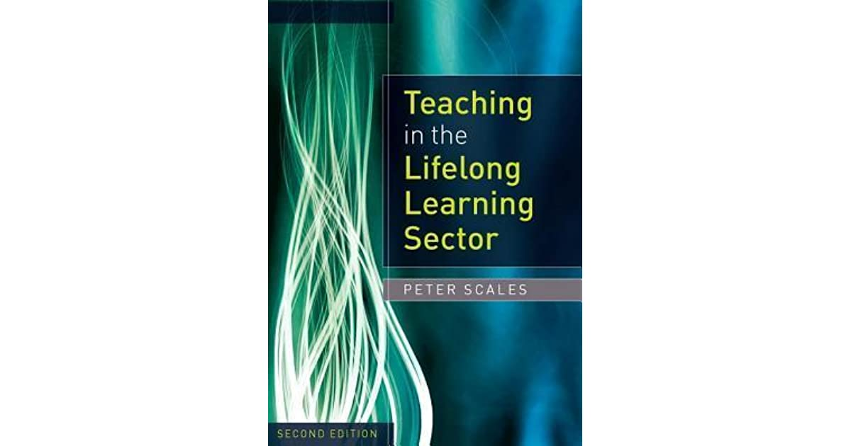 teaching in the lifelong learning sector scales peter