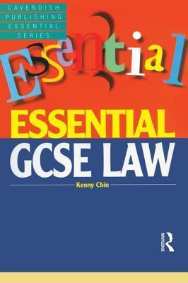 Essential Gcse Law Kenny Chin