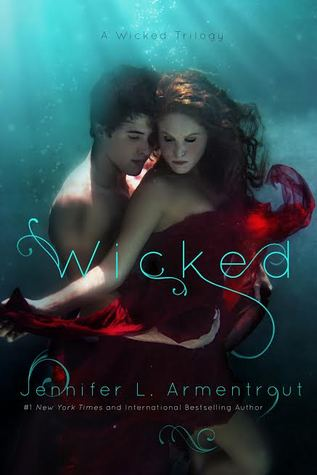 Wicked (cover), book by Jennifer L Armentrout