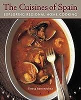 Cuisines of Spain: Exploring Regional Home Cooking (Revised)