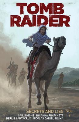Tomb Raider Volume 2 by Rhianna Pratchett