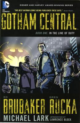 Gotham Central, Book One by Ed Brubaker
