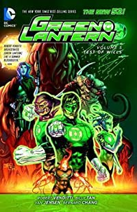 Green Lantern, Volume 5: Test of Wills