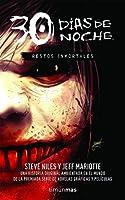 Restos inmortales (30 Days of Night novels, #2)