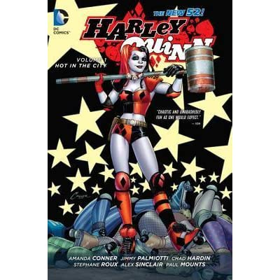 Harley Quinn, Vol  1: Hot in the City by Amanda Conner