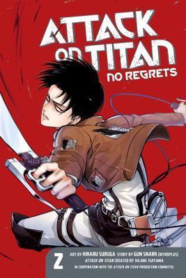 Attack on Titan: No Regrets, Vol. 2