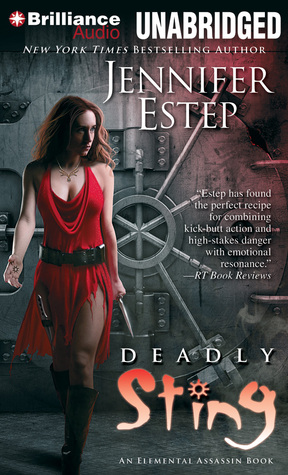 Deadly Sting Elemental Assassin 8 By Jennifer Estep
