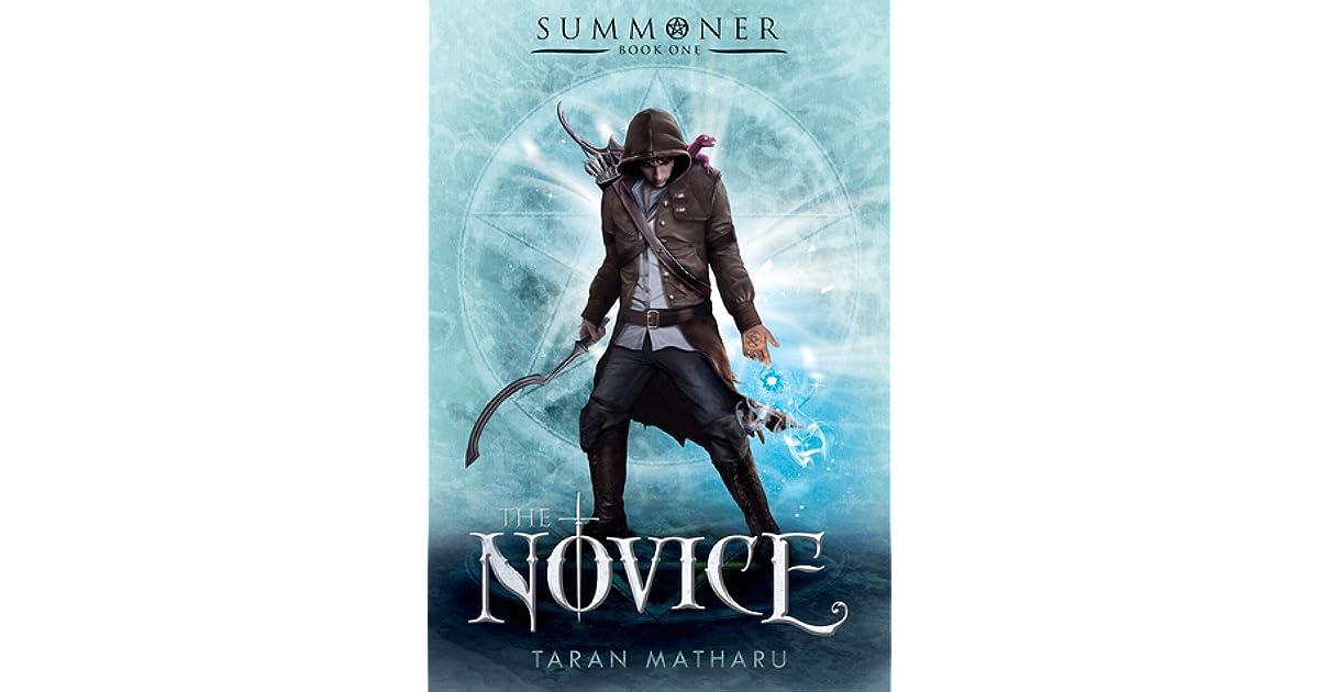 the novice summoner 1 by taran matharu
