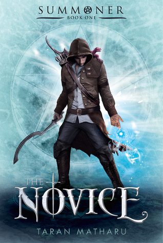 The Novice by Taran Matharu