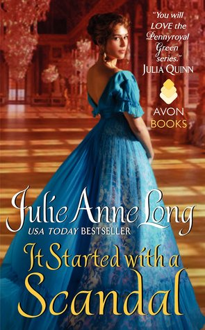It Started With a Scandal (Pennyroyal Green, #10)
