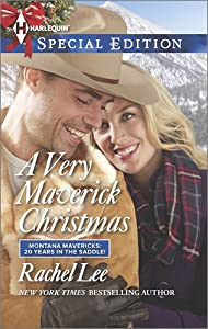 A Very Maverick Christmas (Montana Mavericks: 20 Years in the Saddle! #6)