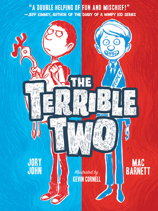 The Terrible Two cover (link to Goodreads)