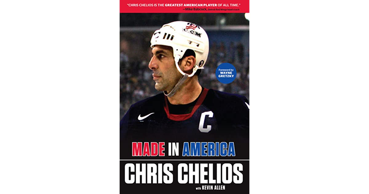a6267780a73 Made in America by Chris Chelios