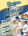 Dodgers Activity Book