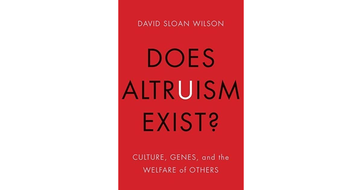 Welfare, Ethnicity and Altruism: New Data and Evolutionary Theory