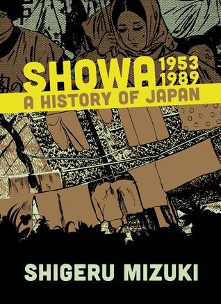 Showa 1953-1989: A History of Japan