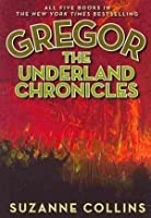 How many books in the underland chronicles