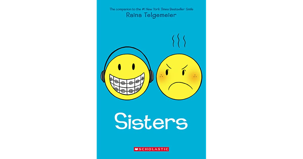Best sisters in children's books