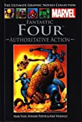Fantastic Four: Authoritative Action (Ultimate Graphic Novel Collection #31)