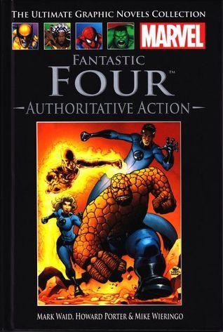 Fantastic Four: Authoritative Action