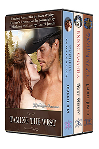 Taming the Wild West, One Fiery Bride at a Time