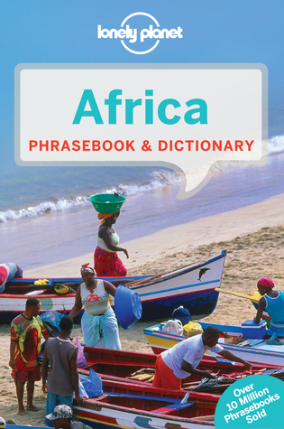 Lonely Planet Phrasebook - Africa