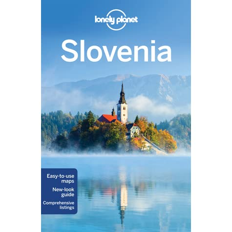 lonely planet slovenia by mark baker rh goodreads com Lonely Planet Books Lonely Planet Guidebooks