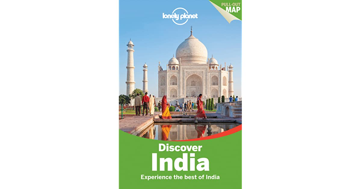 Lonely Planet Discover India By Daniel Mccrohan