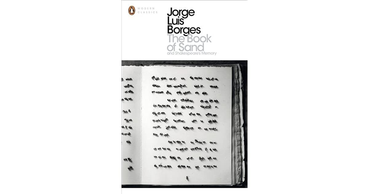 An analysis of jorge luis borgess the book of sand