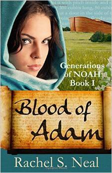 Blood of Adam by Rachel S. Neal