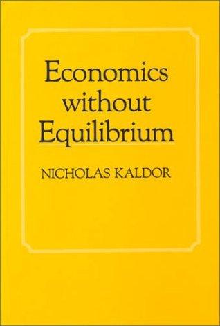 Economics Without Equilibrium