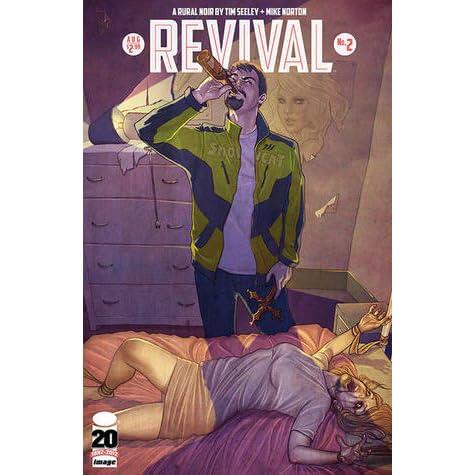 Image Comics REVIVAL #2 2nd Printing Tim Seeley 2012