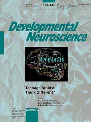 Teenage Brains: Think Different?