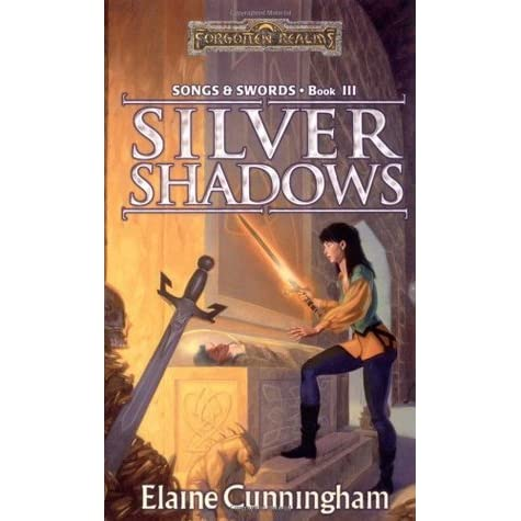 Silver shadows by elaine cunningham fandeluxe Choice Image