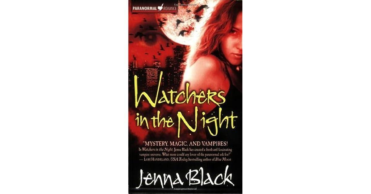 Watcher in the Night (2006) by Jenna Black