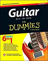 Guitar All-In-One for Dummies, Book + Online Video & Audio Instruction