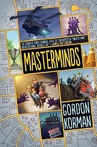 Masterminds (Masterminds, #1)